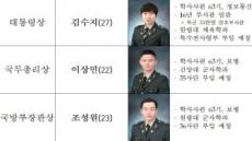 육군장교도 '여군파워' 대통령상에 김수지 소위