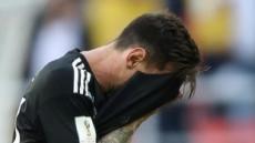 """메시 """"월드컵 우승하기 전에는 대표팀 은퇴 없다"""""""