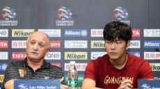 스콜라리, 김영권과 사제 인연…2002년 월드컵 우승 명장
