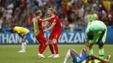 '삼바군단' 귀가시킨 벨기에, 32년 만에 준결승…프랑스와 격돌