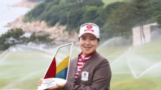 김지현2, 중국서 열린 한중 공동 개최 대회 우승