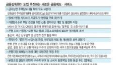 '금리상한 주택담보대출' 도입…피해입증 책임 금융사로