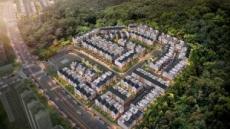 단독주택의 쾌적함과 아파트의 편리함 모두 갖춰 KCC건설, '동(東)분당 KCC스위첸 파티오' 분양 중