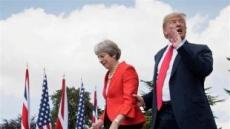 """트럼프 """"EU가 통상의 최대 적""""…유럽에 잇단 포화"""