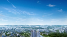 1기 VS 2기 신도시 분양 대결 속 동탄역 유림노르웨이숲 눈길