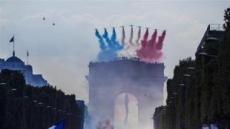 [포토뉴스] '월드컵 우승' 프랑스는 축하비행