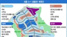 대형호재가 된 스마트시티…시범지역 집값 '꿈틀'