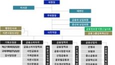 금융위 조직개편, 소비자 보호ㆍ4차산업혁명 대응 강화