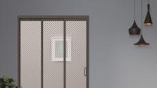 [신제품·신기술]한화L&C, 국내 최초 'PVC중문' 출시