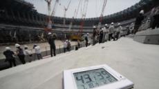 일본 열도 40도 넘는 폭염…7~8월 열리는 도쿄올림픽 비상