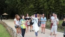 울산 찾는 외국인 관광객, 상반기에만 2배 증가