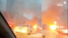 'BMW 520d' 불안해서 타겠나…올들어 4번째 주행중 화재