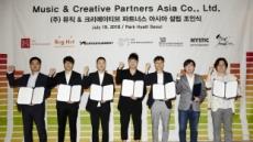 한국 대표 엔터테인먼트 7개사, 한국판 '베보(VEVO)' 설립한다