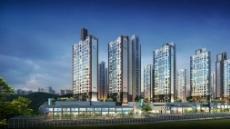 우뚝 솟은 초고층 랜드마크 아파트 '신동백 두산위브더제니스' 주목