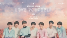 방탄소년단, 'LOVE YOURSELF' 서울 콘서트 티켓 오픈과 동시에 9만 전석 매진