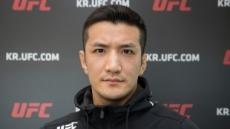 UFC 강경호, 1-2로 석연찮은 판정패…3연승 마감