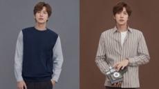 박해진, '가을남자' 변신…캐주얼 브랜드 한ㆍ중 모델로 활동