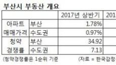 [단독] 부산, 이달말 조정지역 해제유력...재조정 신호탄