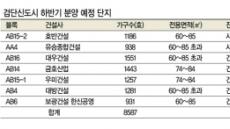 수도권 마지막 신도시 검단10월부터 아파트 분양 행렬