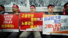 """금융노조 """"3만명 추가 채용…은산분리 완화 강력 반대"""""""