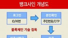 은행 공인인증 만능키 '뱅크사인' 27일 출시