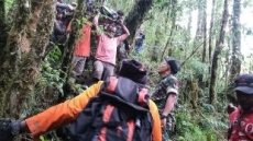 인니 경비행기 추락 어린이 1명 극적 생존… 8명 사망