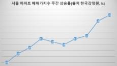 """""""뻔한 카드일텐데""""...서울 집값 9월에 또 오르나"""
