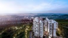 건폐율 낮은 날씬한 아파트 대우건설 '청주 힐즈파크 푸르지오' 인기