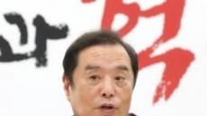 김병준 한달…일단 연착륙 성공 지지율은 답보, 쇄신작업 빨간불