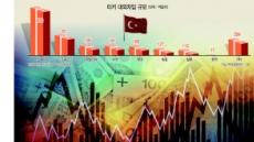 """""""터키發 악재 제한적…유럽으로 전이 경계"""""""