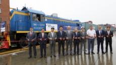 현대글로비스, 국내 최초 시베리아 횡단철도 정기 급행 화물열차 운영