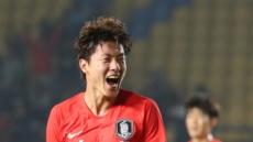 """황의조 해트트릭, 바레인에 6-0 대승 후 """"이제 첫 경기 했다"""""""