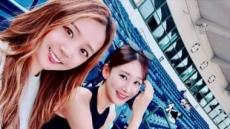 류현진 아내 배지현도 복귀전 응원
