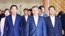 """김성태 """"성장, 말로만 하는 것 아냐…北비핵화 이끈 뒤 경협 논의해야"""""""