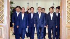 """장병완 """"판문점 선언, 정기국회에서 비준돼야…선거제도 개혁 시급"""""""