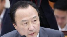 '정치자금법 위반' 홍일표 1000만원 벌금형 선고…확정땐 의원직 상실