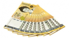 시중 지폐 3장중 1장은 5만원권… 90조원 돌파