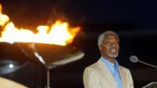 '피스 메이커' 코피 아난 전 유엔 사무총장, 하늘로 돌아가다