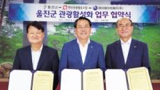 울진 1박·울릉도 1박 연계관광…'울-울 동맹' 발진
