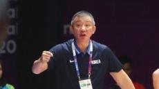 두 아들 대표 선발 '잡음'…남자농구대표 허재 감독 사퇴