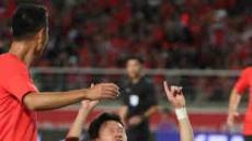 '벤투호' 첫 경기 완승…카타르 월드컵 향한 순풍 예고