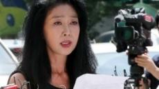"""김부선 """"허위사실 유포자들 법정서 봅시다""""…악플러에 경고"""