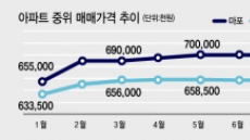 """""""웬만하면 10억""""…강북도 '백만장자' 도시되나"""