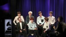 방탄소년단, 투어 소감부터 음악작업, 팬 사랑까지 진솔한 대화..美 '그래미 뮤지엄'대화 참석