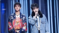 사무엘 '대륙팬심' 접수…中 아이돌 경연 웹 프로그램서 '최종우승'