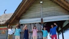 '이번 생의 천국' 몰디브 무푸쉬섬, 에메랄드빛 언약