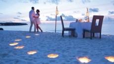 올해 인기 신혼여행지 1위는 몰디브, 2위는 하와이