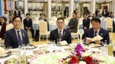 [2018 남북정상회담 평양] 北, 철도사업·이재용 부회장에 '큰 관심'…경제협력 의지 확인