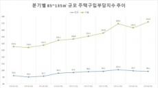 서울 중대형 주택 구매 더 어려워졌다