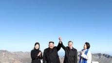[김수한의 리썰웨펀]남북정상 대화의 재구성:2018년 9월20일 백두산 천지